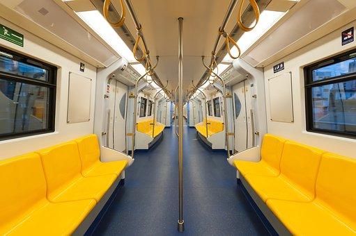Stress in de trein