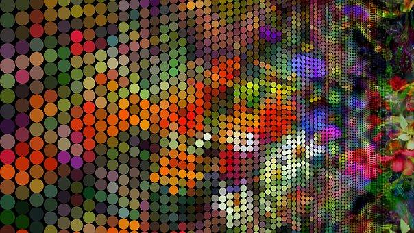 Een wereld van pixels