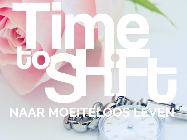 Time to Shift – Online Programma
