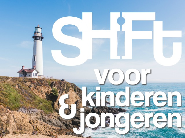 Shiftdag 'Kinderen & Jongeren begeleiden'