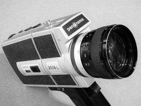 Vuiltje op de lens
