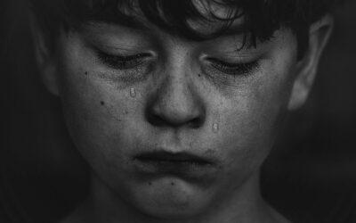 Tranen en paniek