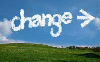 Verandering in je leven