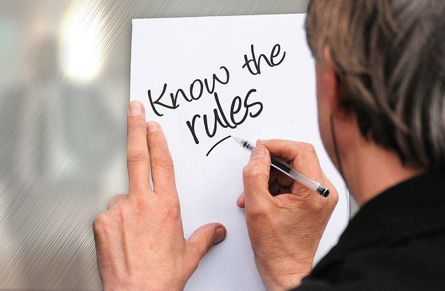 Hebben we regels nodig?