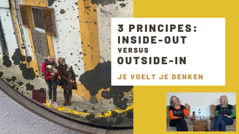 De 3 Principes: Inside out versus Outside in