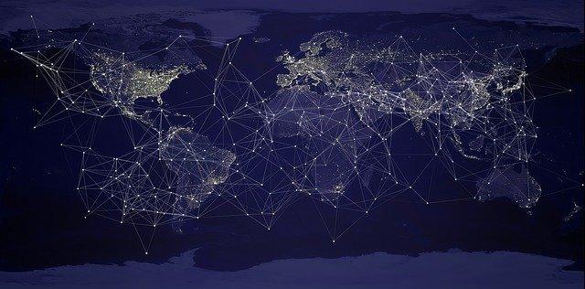Een waanzinnig, wereldwijd web